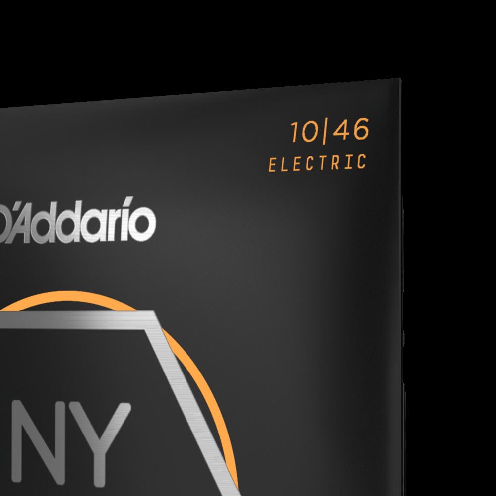 D/'Addario NYXL1046 Nickel Plated Electric Guitar Strings Light