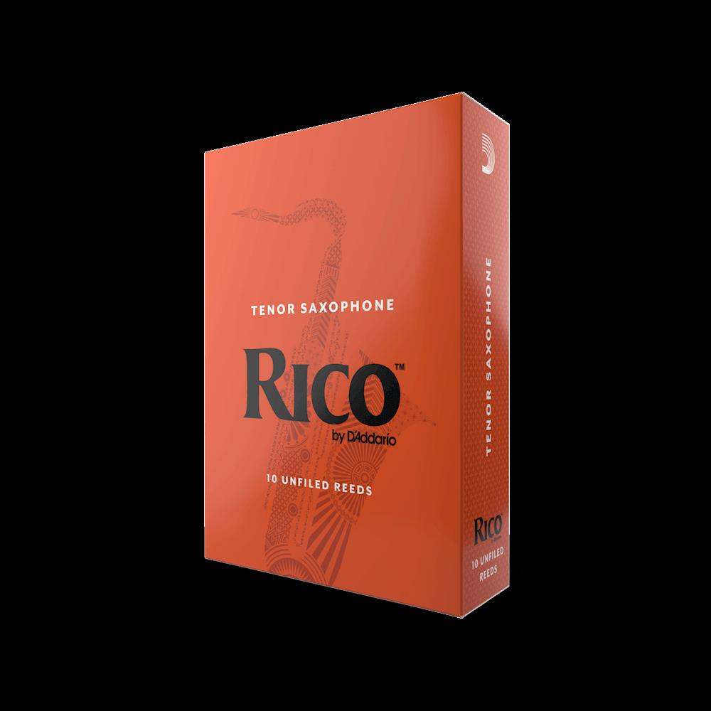 RICO TENOR SAXOPHONE REEDS 2.5-10//BOX